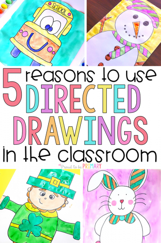classroom drawing - 5 reasons to teach