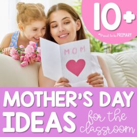 mother's day celebration ideas