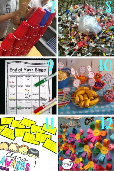 30 Memorable End Of The School Year Activities Proud To Be Primary