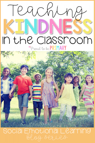 kindness activities in the classroom