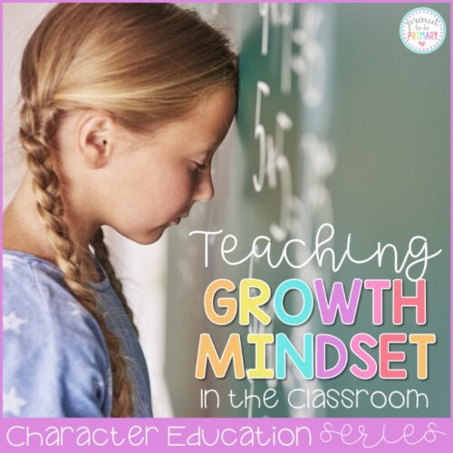 teaching growth mindset