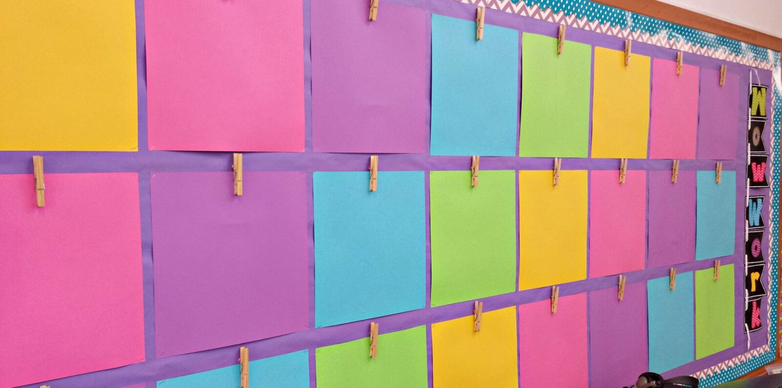 classroom organization ideas bulletin board