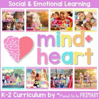 Social emotional development curriculum