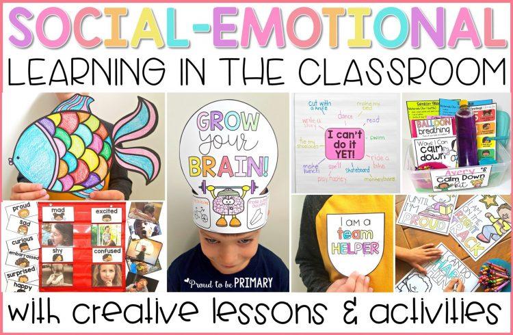 social emotional learning curriculum for k-2 teachers