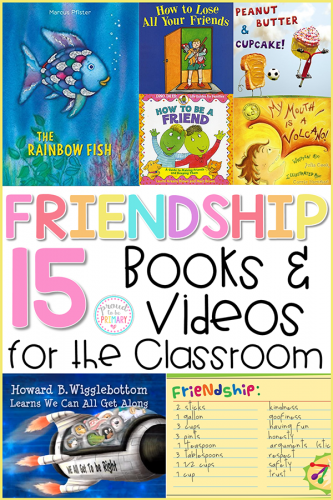 children's books about friendship - top books and videos