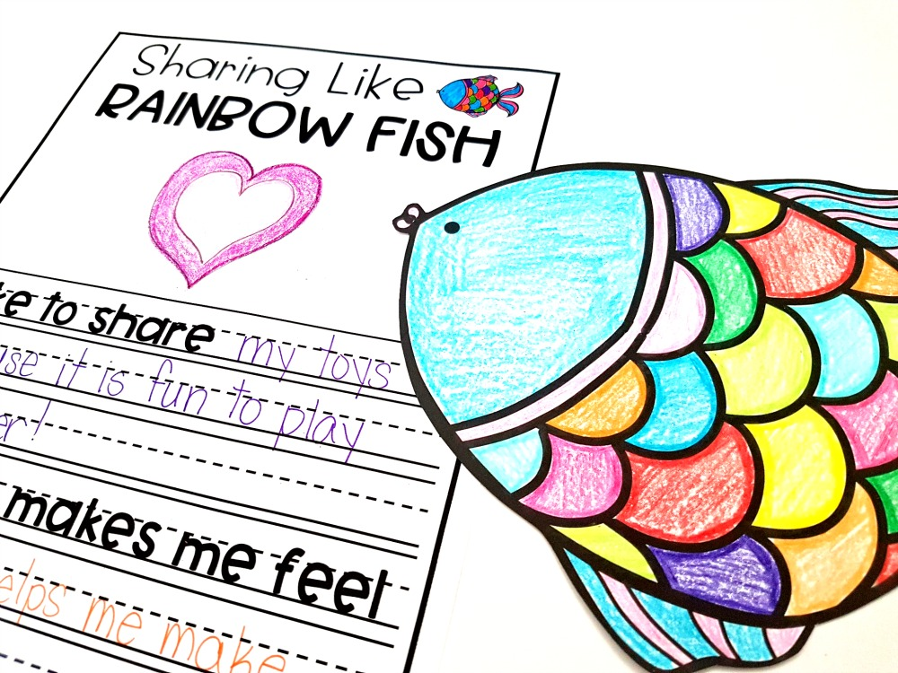 Friendship books and videos for the classroom proud to for Children s fish book