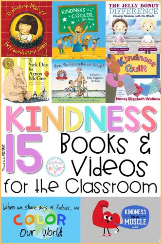 kindness books & videos