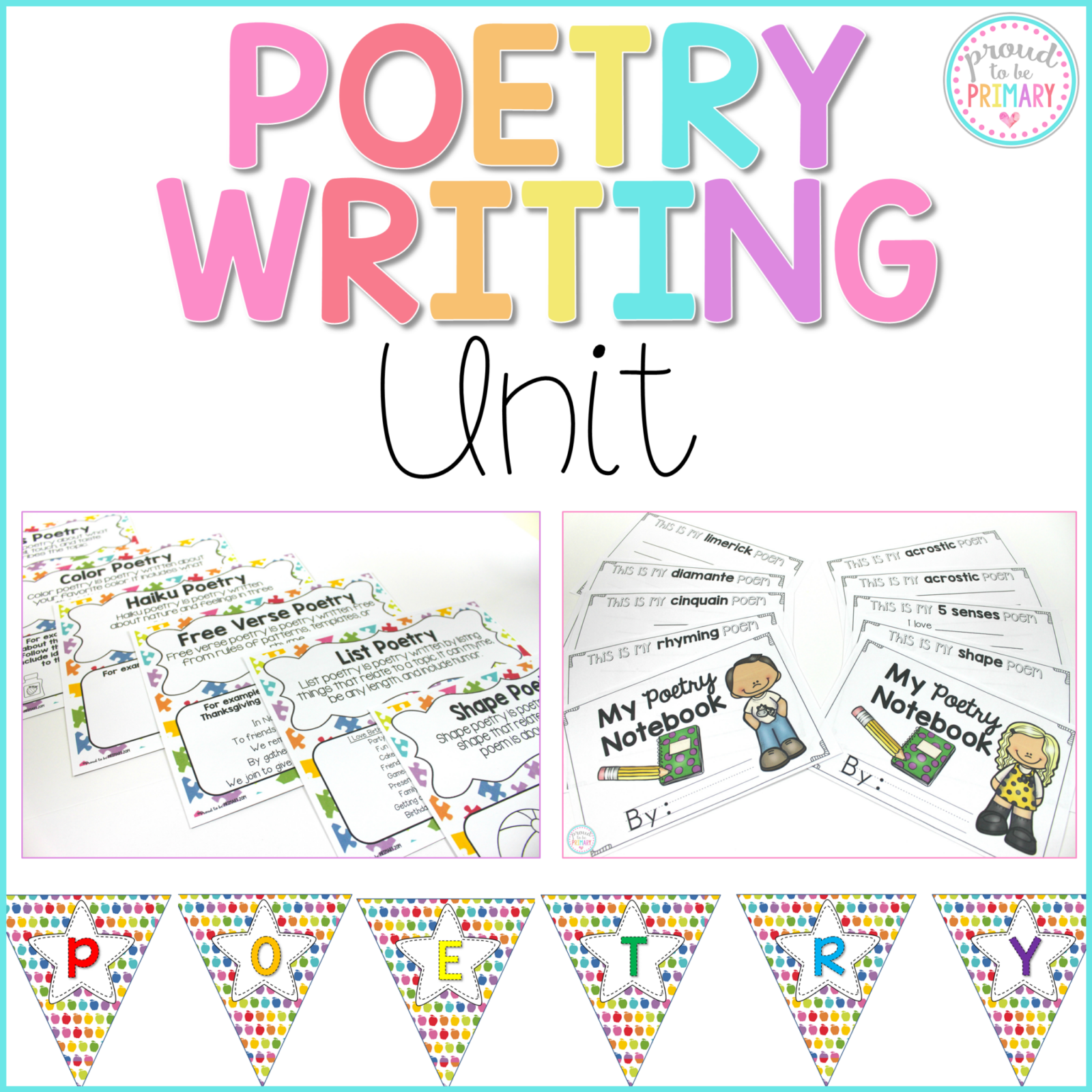 poetry proud to be primary