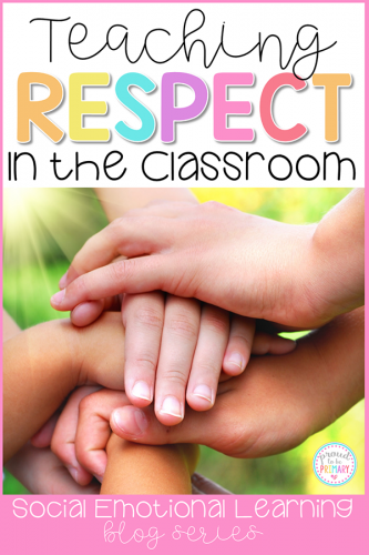 teaching respect in the classroom