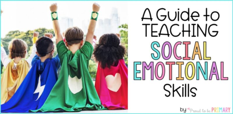 A guide for social emotional learning in the classroom