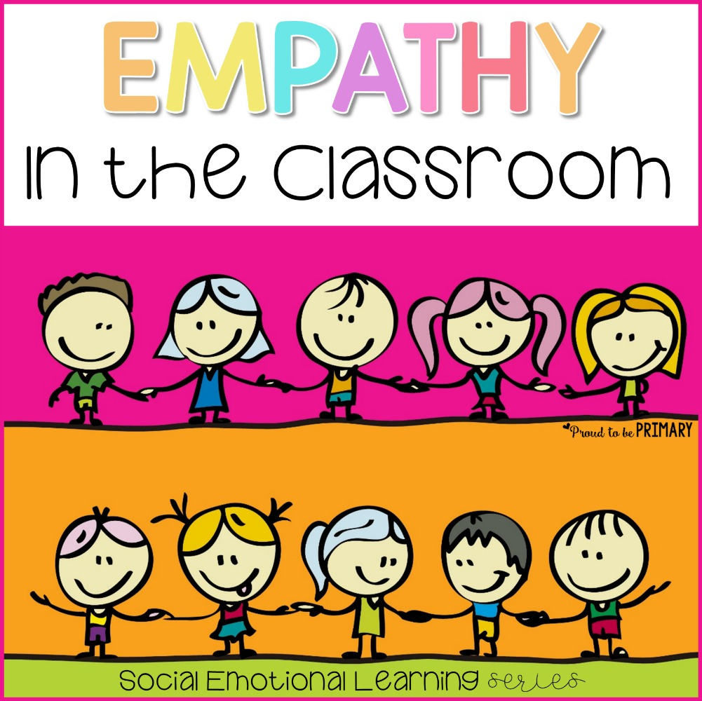 empathy in the classroom- kids holding hands