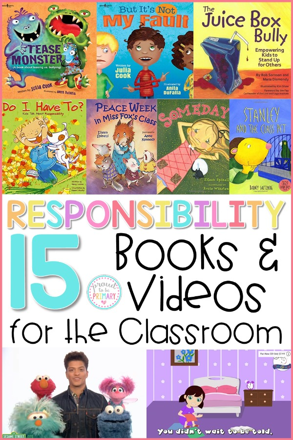 081aae97 Teach Kids How to be Responsible with Books and Videos – Proud to be ...