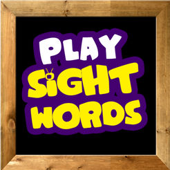 Sight Words - Learning Games & Reading Flashcards