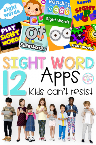 sight word apps