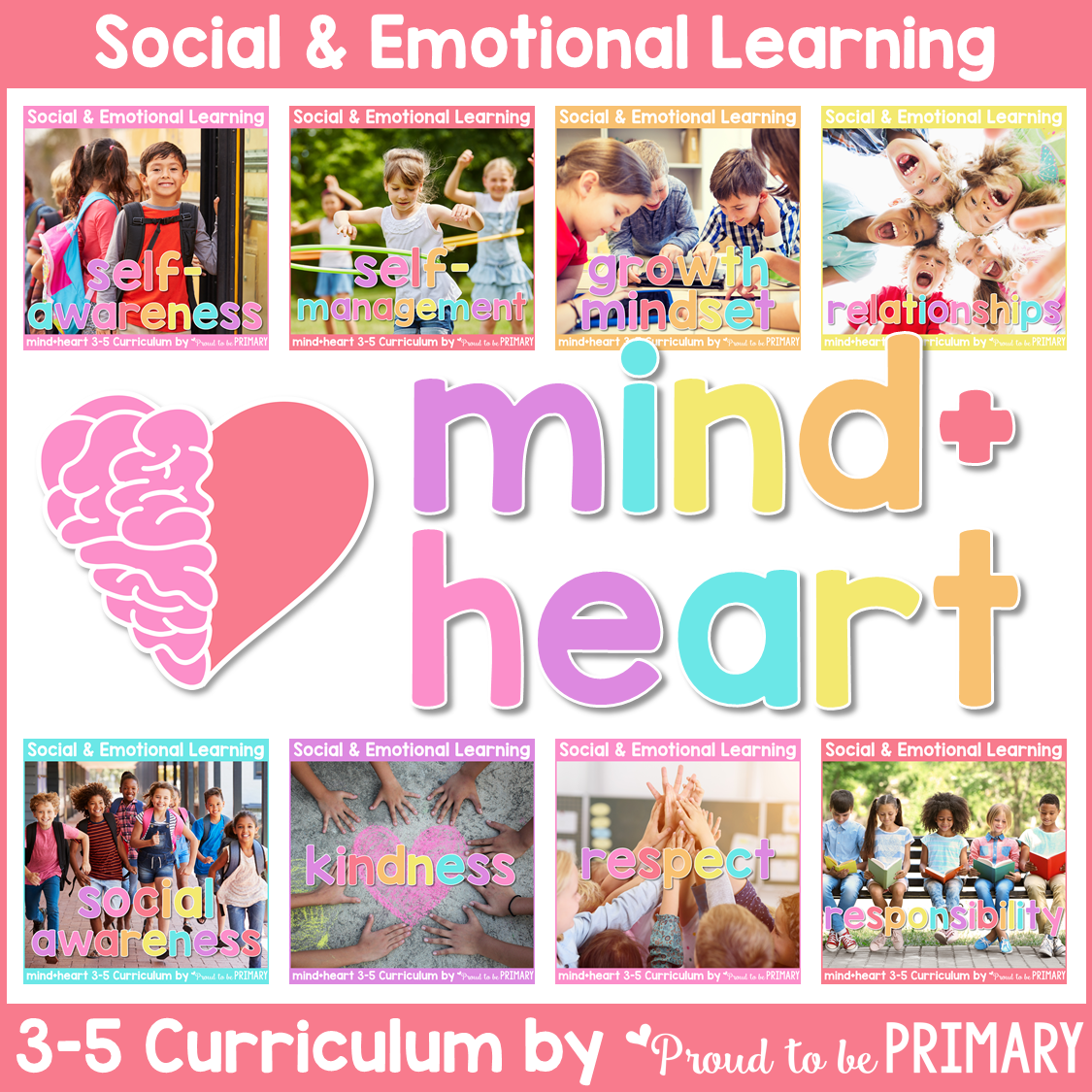 mind+heart SEL curriculum