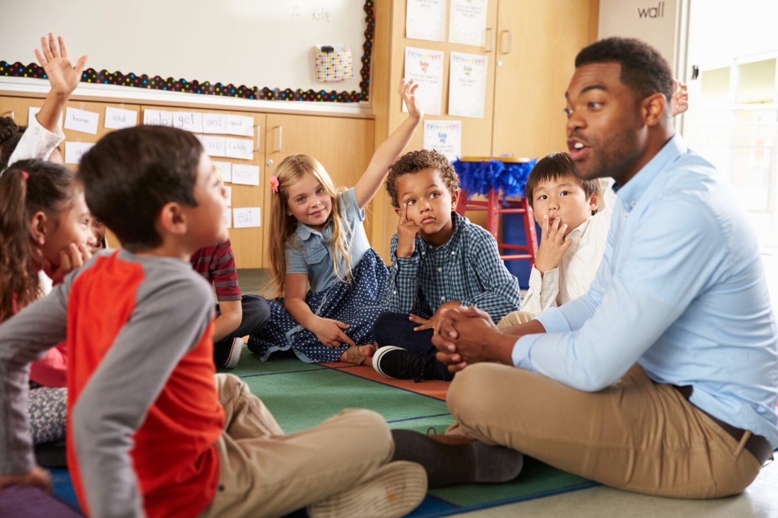 classroom management examples: adapt to your group of kids