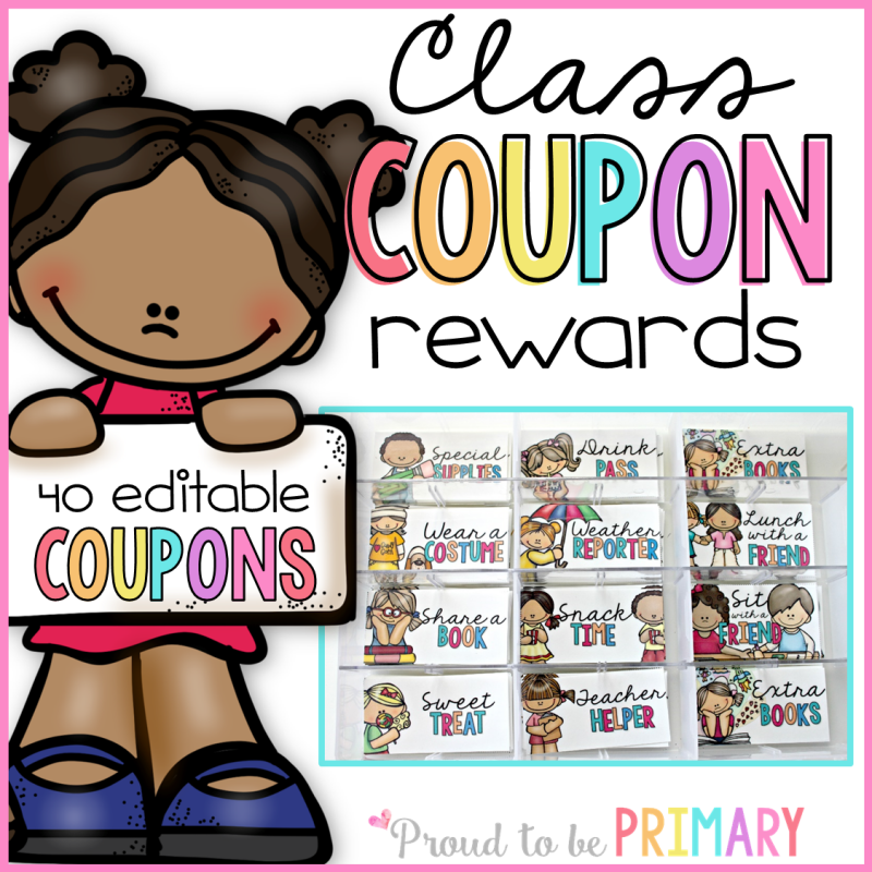 class coupons for kids
