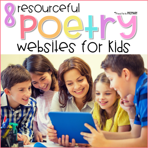 poetry websites for kids