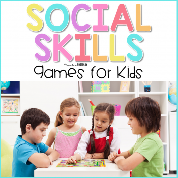social skills games for kids
