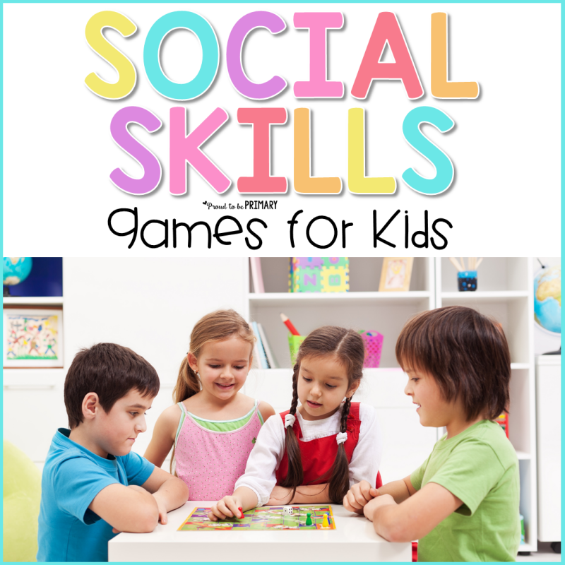 Promote Social Skills Step Away From >> Social Skills Games For The Kid Friendly Classroom Proud