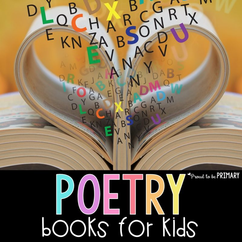 poetry books for kids
