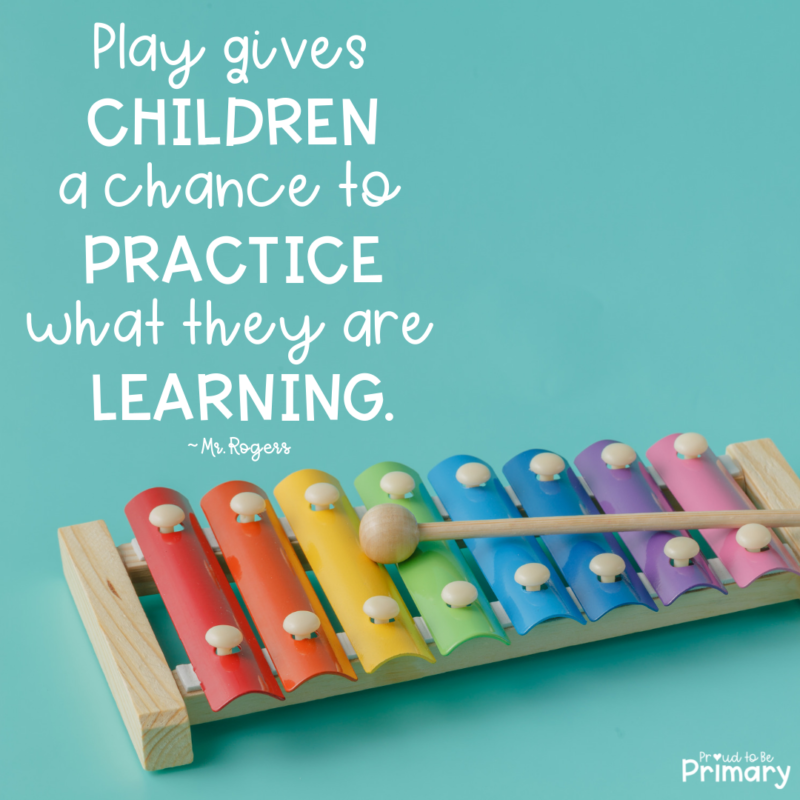 play quote image - social-emotional learning activities