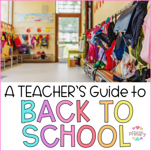 classroom organization Archives – Proud to be Primary