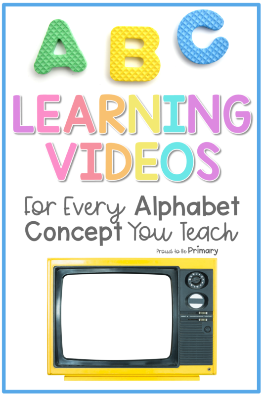 abc learning videos post PIN