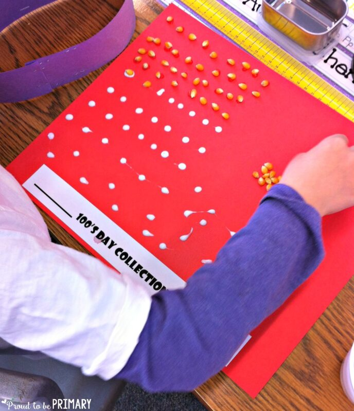 100th day of school collections