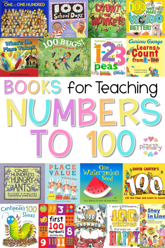 books for teaching numbers to 100