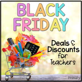 black friday teacher deals and discounts