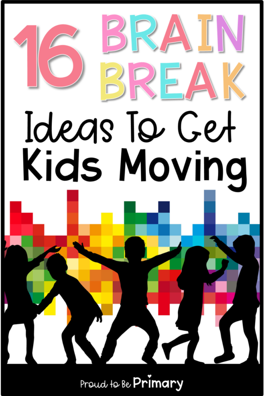 brain break ideas for active kids
