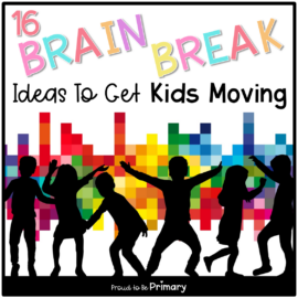 brain break ideas for kids at school