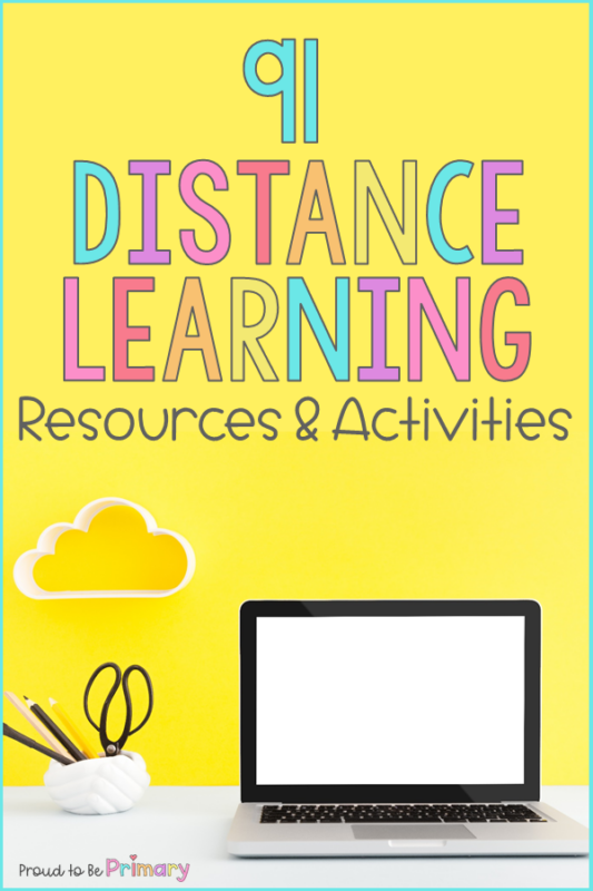 91 Distance Teaching and Learning Resources and Activities